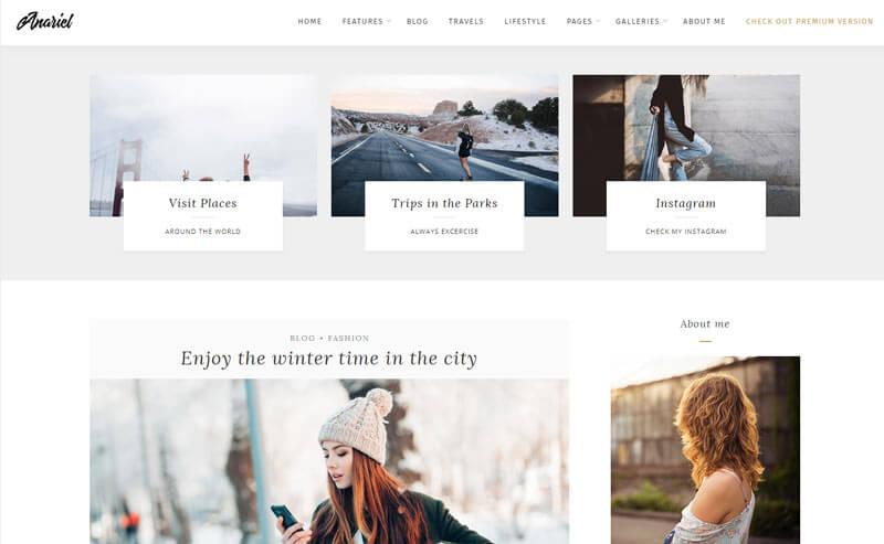 Anariel-Lite-theme-cho-blogger