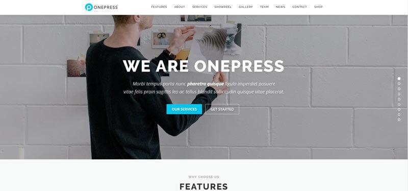 onepress-theme-free