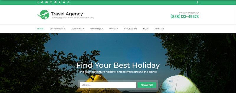 travel-agency-theme-cho-du-lich