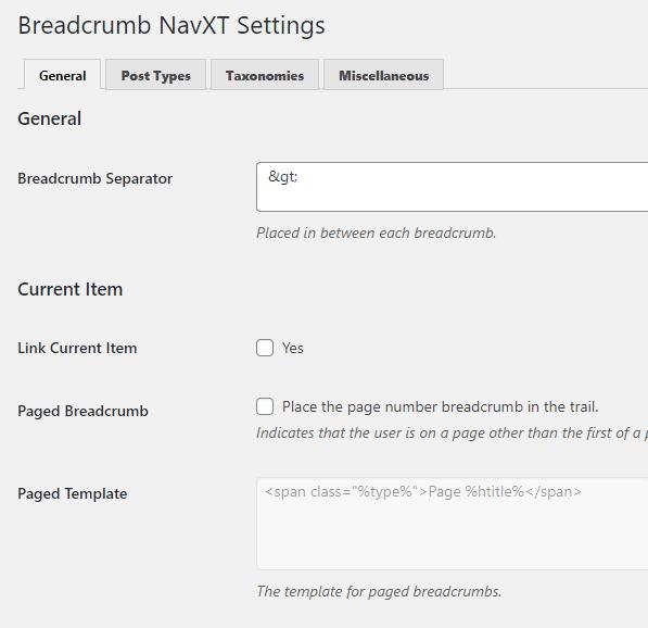 cau-inh-breadcrumb-navXT-plugin