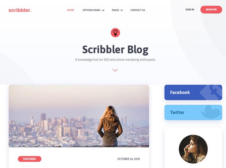 scribbler-theme
