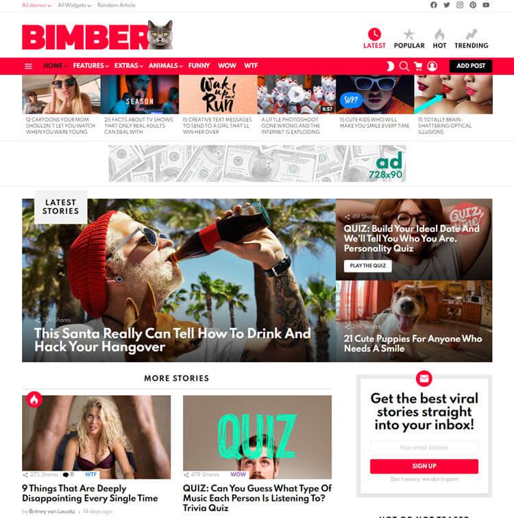 bimber-theme-newspaper