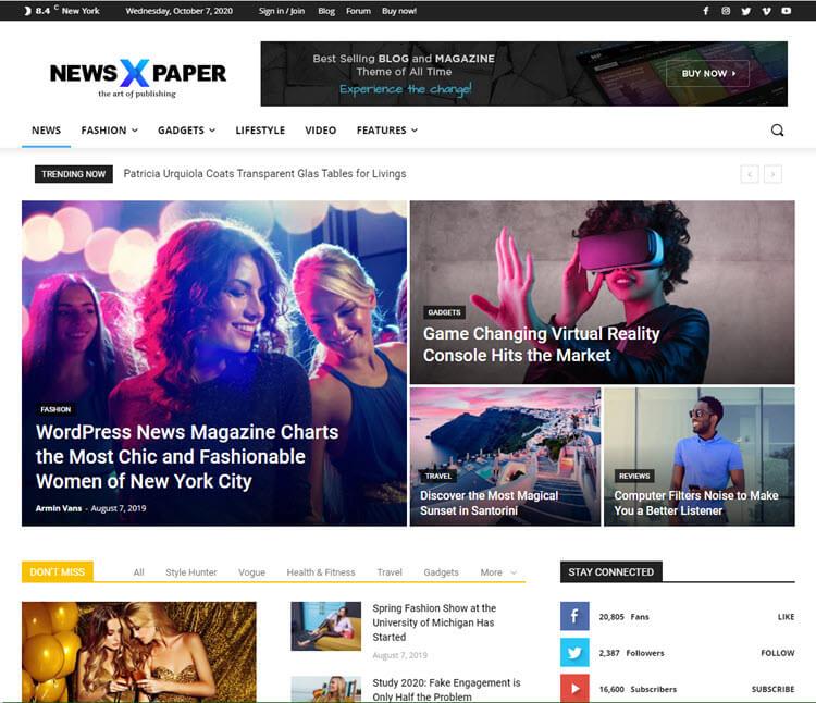 newspaper-theme-tin-tuc-wordpress-tot-nhat