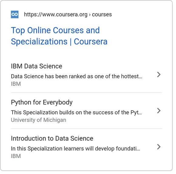 course-schema-markup